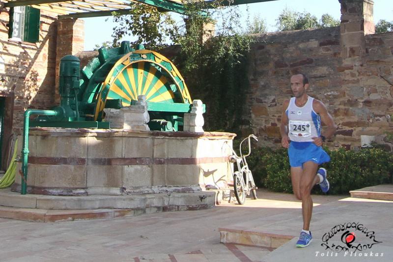 Chios Half Marathon 1